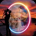 Sunset Photo Frame Editor icon