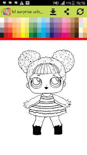 Coloring Book For Dolls Surprise Painting Eggs Mod Apk