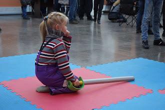 """Photo: """"Гранд Ассо 2011"""". Фестиваль классического фехтования в С.-Петербурге. Задумалась..."""