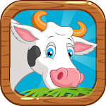 Cow Care Icon