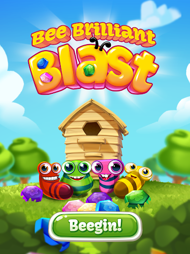 Bee Brilliant Blast screenshots 15