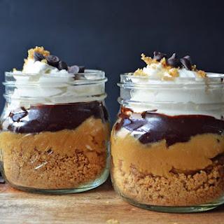 The Eligible Bachelor Peanut Butter Pie Jars