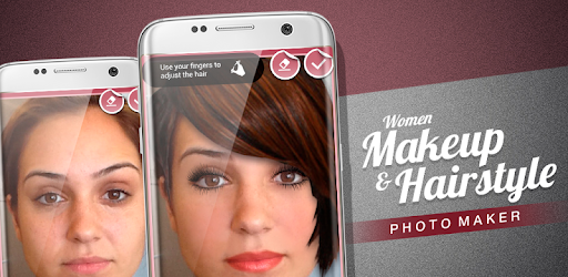 Women Make Up And Hairstyle Photo Maker Apps On Google Play