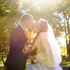 Wedding photographer Denis Gusev (denche). Photo of 01.10.2018