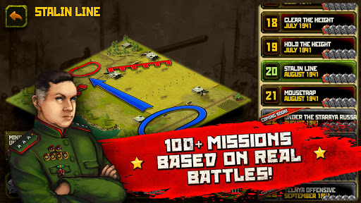 Second World War: real time strategy game! u0635u0648u0631 2