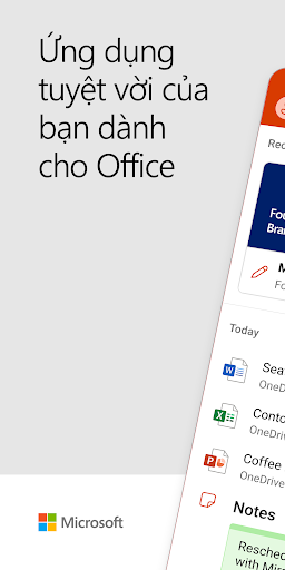 Microsoft Office: Word, Excel, PowerPoint, v.v.