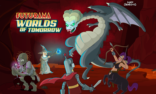 Futurama: Worlds of Tomorrow  screenshots 15