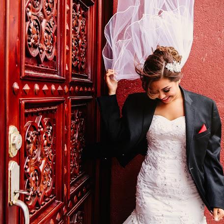 Wedding photographer Octavio Saldaña martinez (Octavio14sama). Photo of 11.02.2018