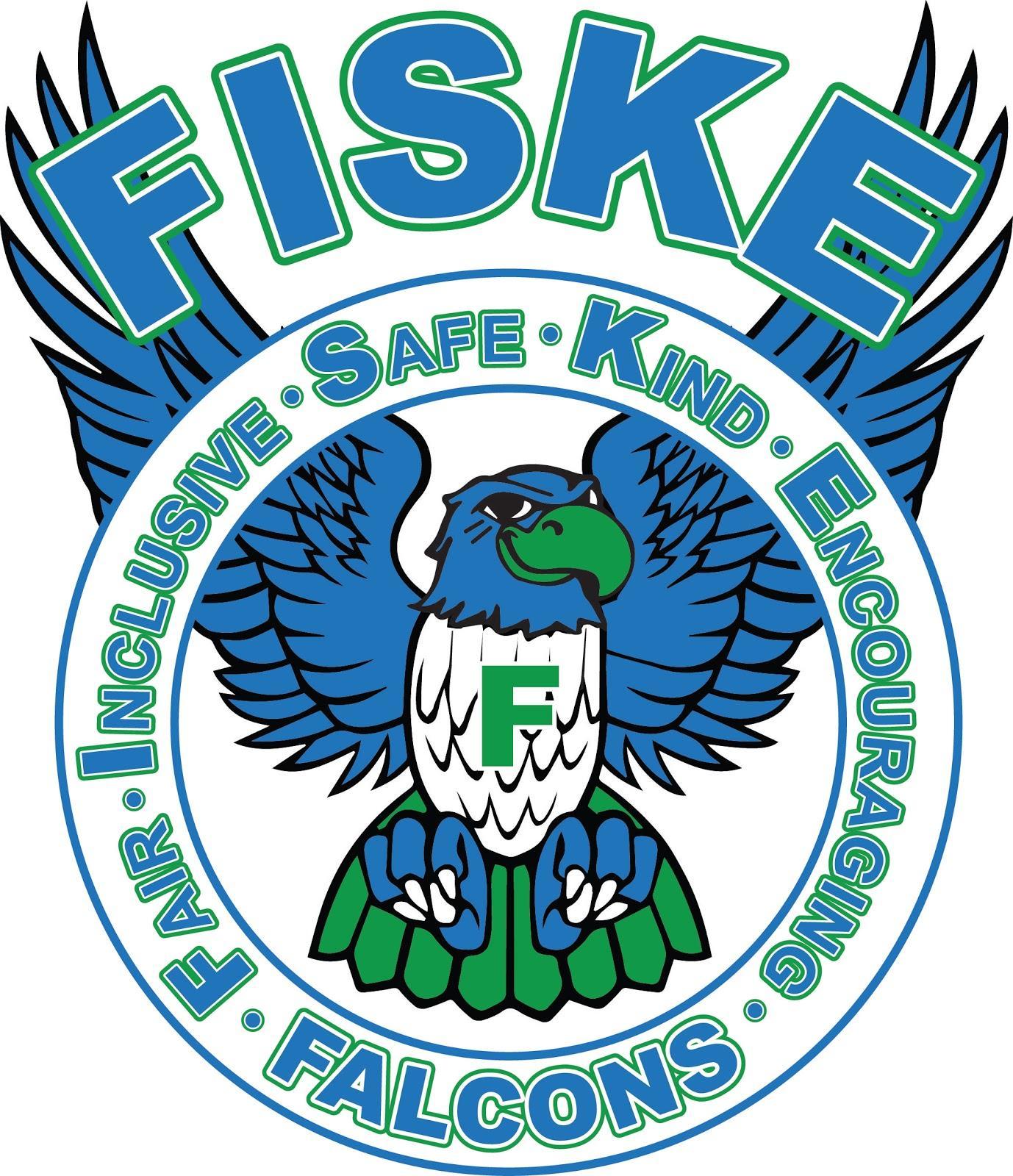 Fiske Falcon logo