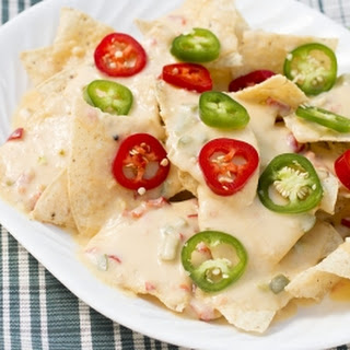 Spicy Beer-Cheese Sauce.