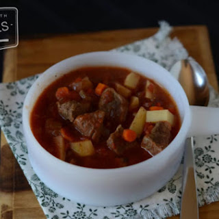 Instant Pot Hearty Beef Stew