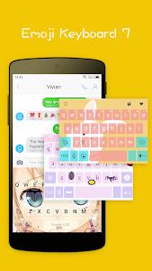 Emoji Keyboard 7 v5.2