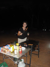 Photo: Louize on BBQ