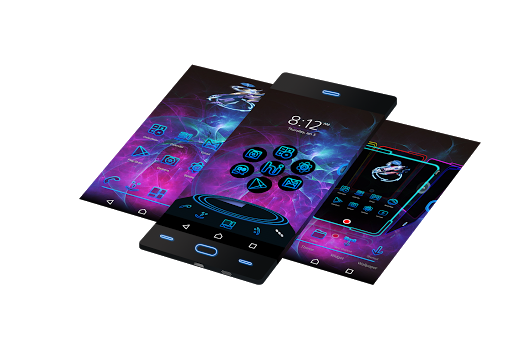 3D Themes for Android  screenshots 1