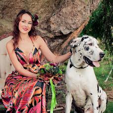 Wedding photographer Helga Golubew (Tydruk). Photo of 09.10.2014