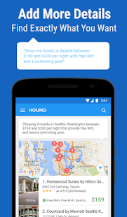 HOUND Voice Search & Assistant Screenshot 3