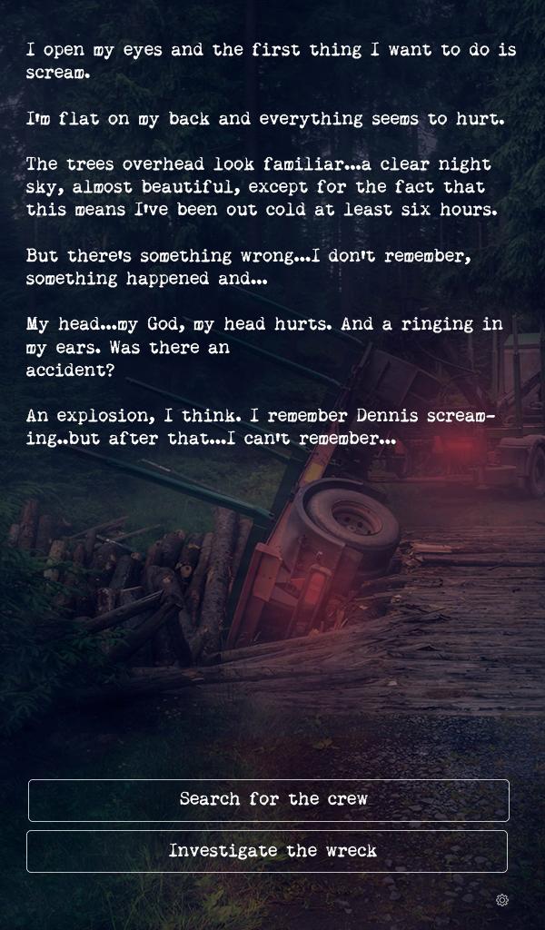 Buried: Interactive Story screenshot #11
