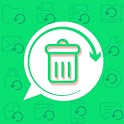 Recover Deleted Messages: Restore : Incognito chat icon