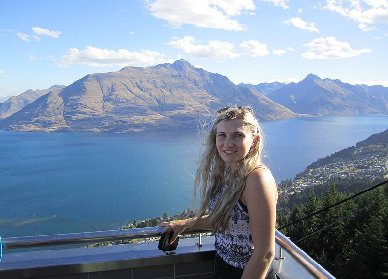 Adrienne Louw was a master's student at the University of Pretoria when she took part in the oribi study between October 2018 and May 2018. The findings have just been published. Image: WWF South Africa