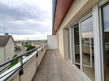 Appartement 3 pièces 67,54 m2