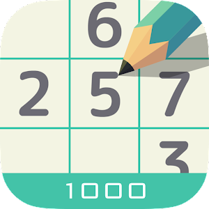SUDOKU 1000+ Free Puzzle Games for PC and MAC