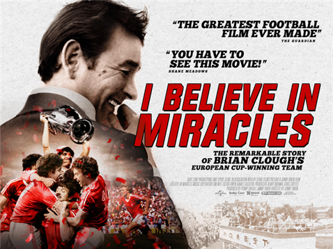 mage result for I Believe in Miracles nottingham forest