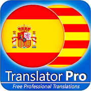Spanish - Catalan Translator ( Text to Speech )