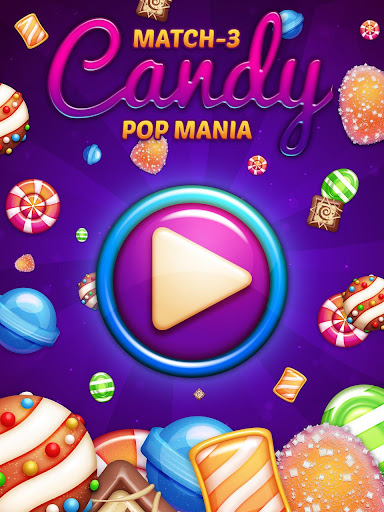 Candy Pop Mania - Cookie Match