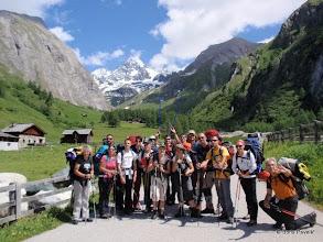 Photo: moj najveći izlet u ulozi vodiča, 18 nas krenulo na vrh austrije, 13 se popelo