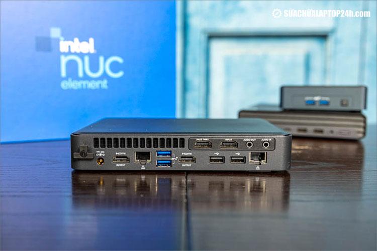 Intel NUC Compute Elements - Case máy tính với độ chắc chắn cao