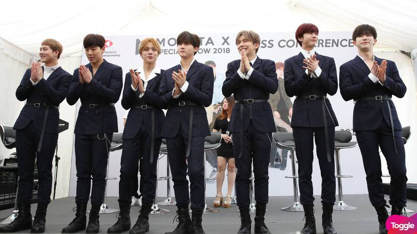 MONSTA X Got Angry At Their Staff, For Being Cruel To Their