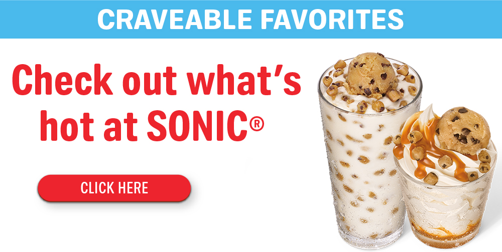 Sonic Drive-In - Deals