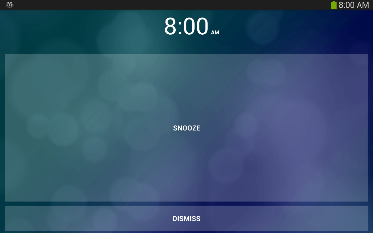 Alarm Clock Xtreme & Timer- screenshot