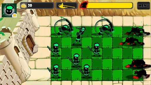 Stickman Legends : Stickman Vs Zombie 1.1 1