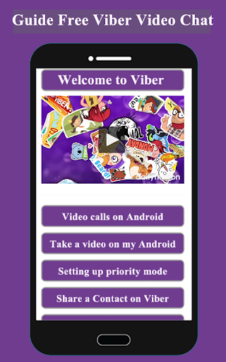 Get Free Video Call on Viber