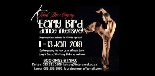 Kmad Dance Company Early Bird Dance Intensive 2018 : Kmad Dance Company