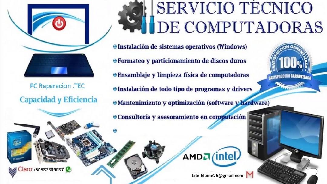 PC Reparacion  TEC - Computer Repair Service in Roatan Coxen