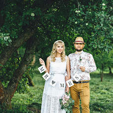 Wedding photographer Irina Gaydukevich (blackmurrr). Photo of 28.08.2016