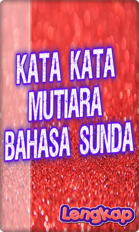 Kata Kata Mutiara Bahasa Sunda Android Aplikasi Appagg