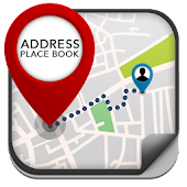 Address Place Book: Map Locations