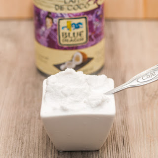 Easy Dairy Free Coconut Ice Cream.