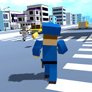 Game The Russian Blocky Police APK for Windows Phone