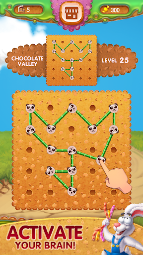 Toffee : Line Puzzle Game. Free Rope Shapes Game 1.3.240720 screenshots 2