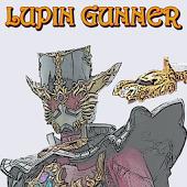 Lupin Gunner Henshin