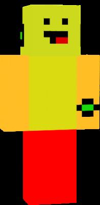 The minecraft skin of best