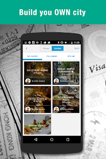 Guidepal Offline City Guides - screenshot thumbnail