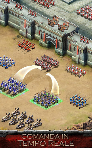 Empire War: Age of Heroes  άμαξα προς μίσθωση screenshots 2
