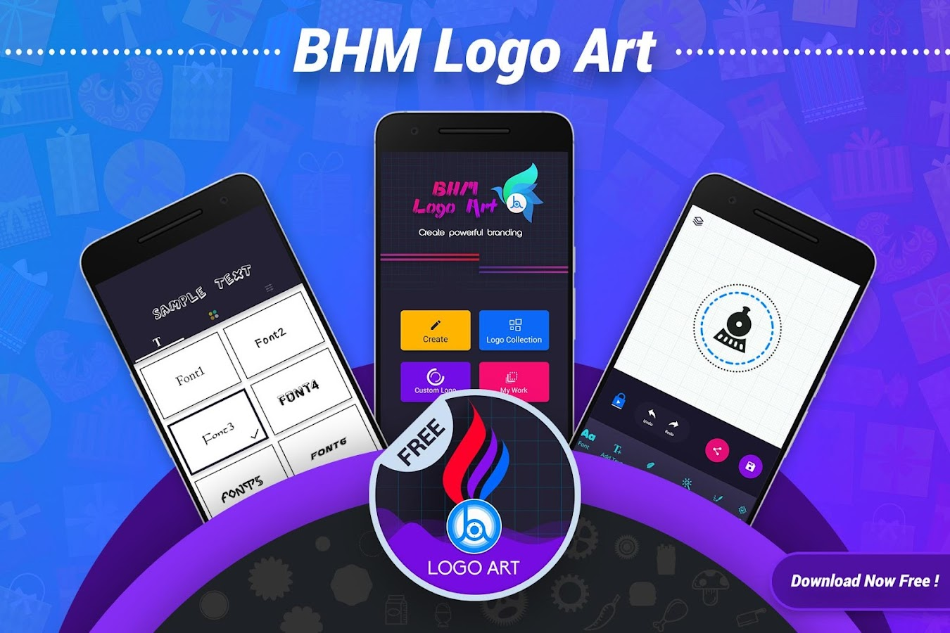 Logo Maker & Logo Design Generator - Android Apps on Google Play