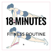 18-Minute Fitness Routine