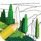 Nature Coloring Pages ? Android APK Download Free By Infokombinat